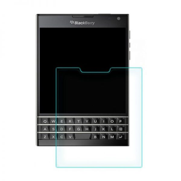 Blackberry Passport Tempered Glass Screen Protector