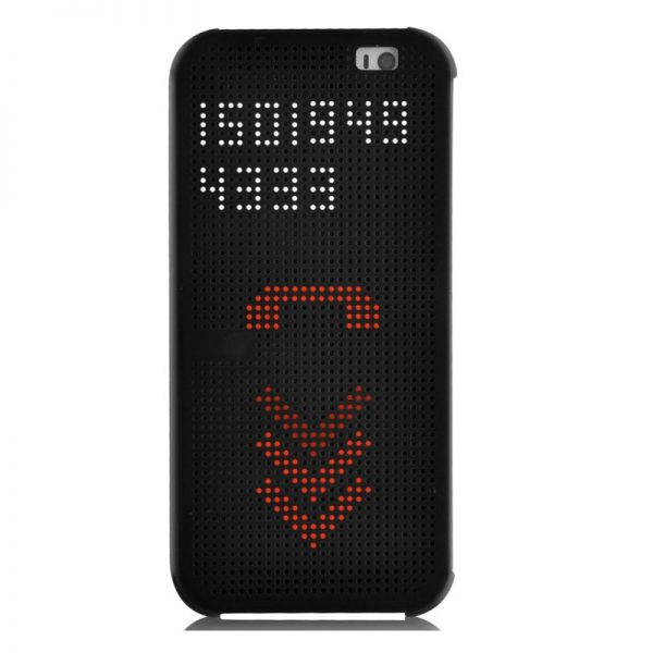 HTC One E9 Plus Dot View Cover Case