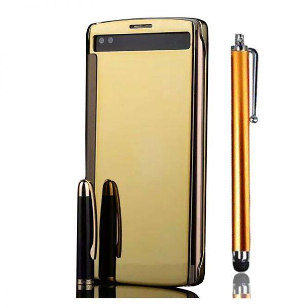 LG V10 Mirror Flip Protector Cover
