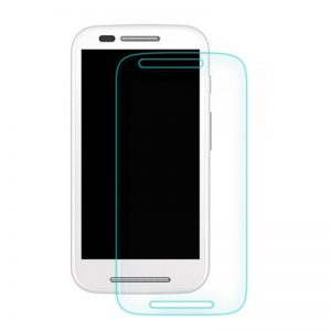 Motorola Moto E Tempered Glass Screen Protector
