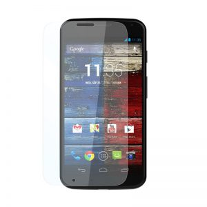 Motorola Moto X Tempered Glass Screen Protector