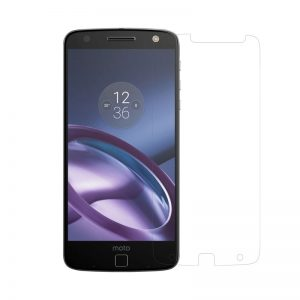 Motorola Moto Z Tempered Glass Screen Protector