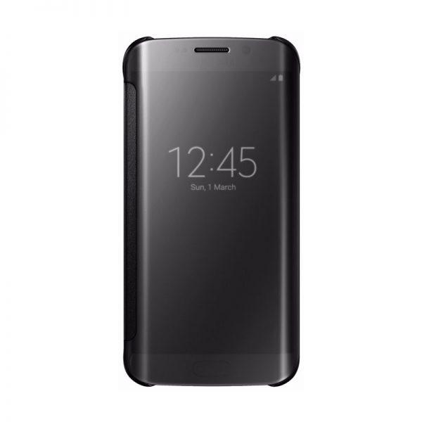 Samsung Galaxy S7 Edge Mirror Flip Cover-Samsung Galaxy S7 Mirror Flip Cover