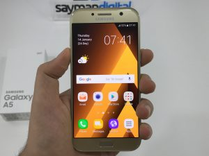 Unboxing-Galaxy-A5-2017