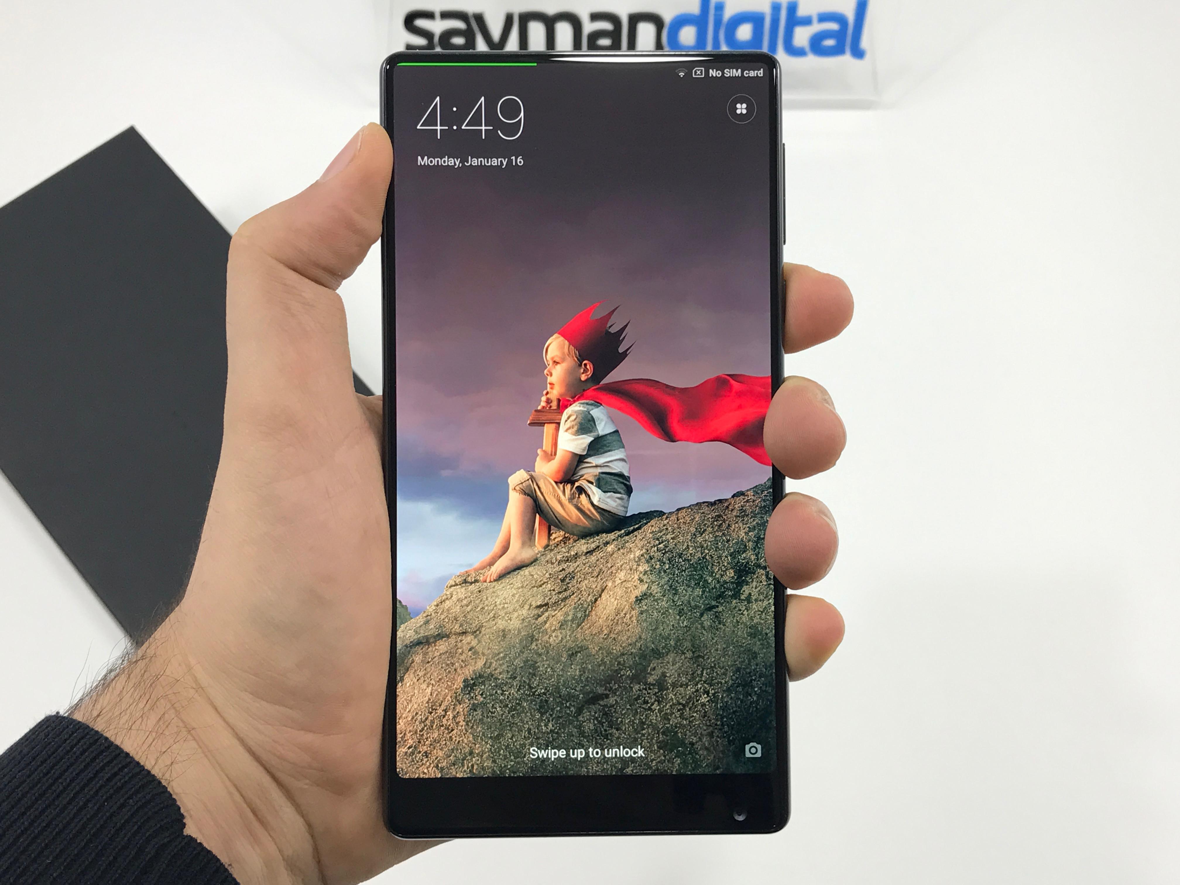 Xiaomi-Mi-MIX-Unboxing