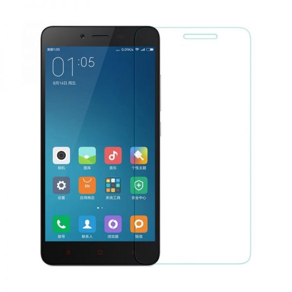 Xiaomi Redmi Note 2 Nillkin H tempered glass screen protector