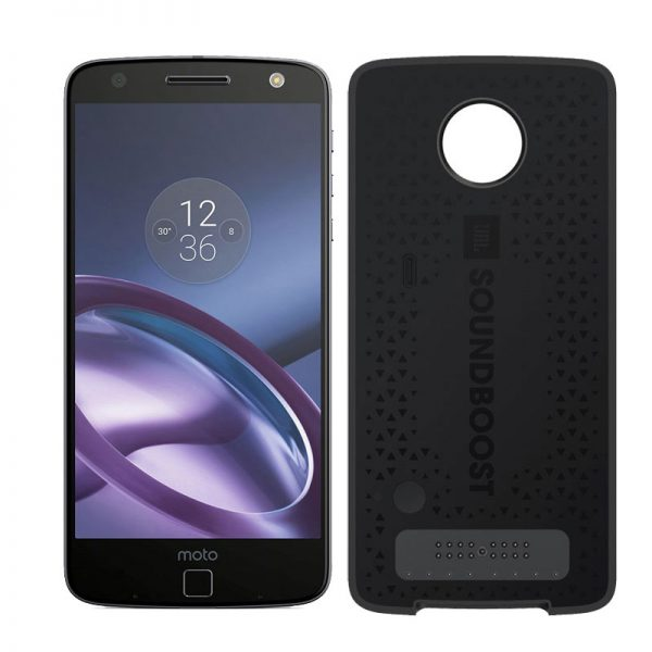Motorola Moto Z with JBL Speaker Mode