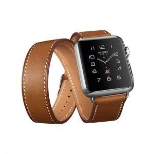 Apple Watch 38mm Rock Genuine Leather Strap Set  Apple Watch 42mm Rock Genuine Leather Strap Set