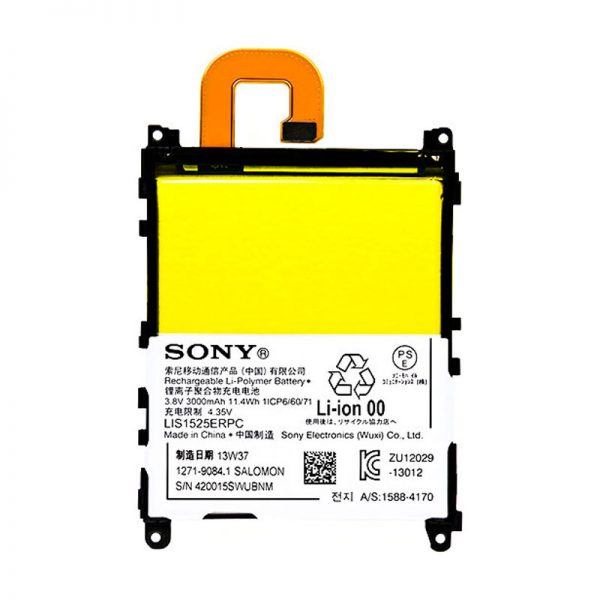 Sony Xperia Z1 Original Battery