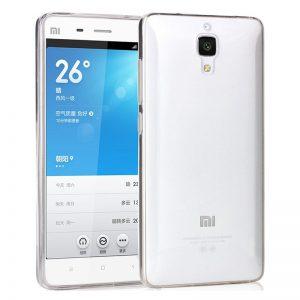 Xiaomi Mi 4 Tpu case cover