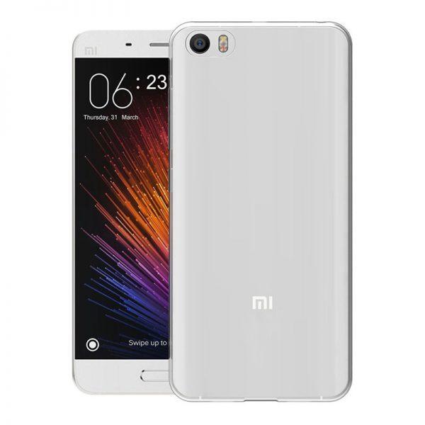 Xiaomi Mi5 Tpu case cover