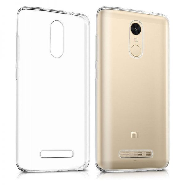 Xiaomi Redmi 3x Tpu case cover