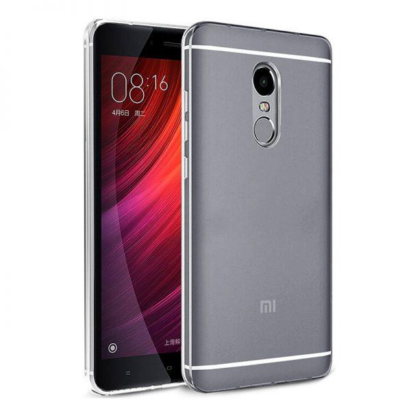 Xiaomi Redmi Note 4 Tpu case cover