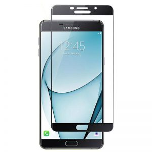 Samsung A9 Pro Tempered Glass Screen Protector Full