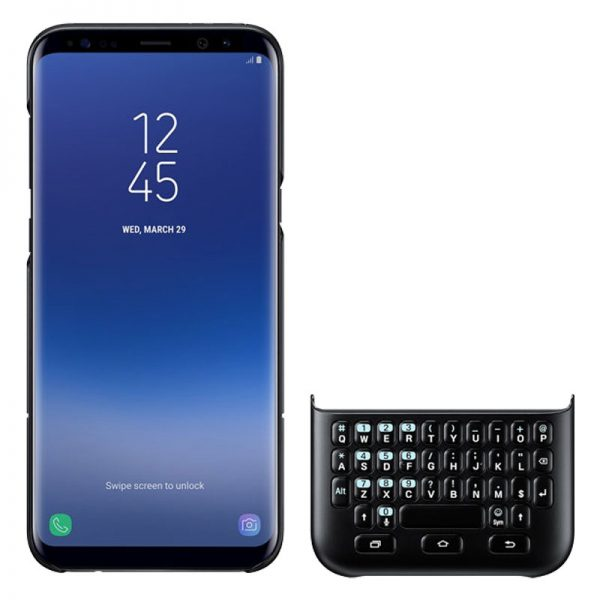 Samsung Galaxy S8 Plus Keyboard Cover