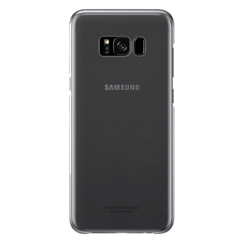 Samsung Galaxy S8 Plus Clear Cover