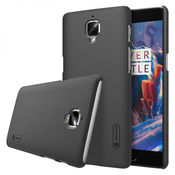 Oneplus 3T Nillkin Super Frosted Shield Cover