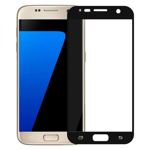 Samsung A5 2017 Tempered Glass Screen Protector Full