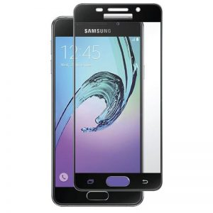 Samsung Galaxy A7 2016 Tempered Glass Screen Protector Full