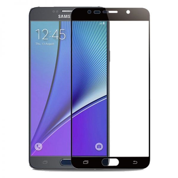 Samsung Galaxy Note 5 Tempered Glass Screen Protector Full