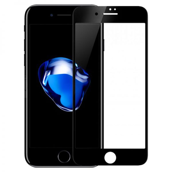 iPhone 7 Plus Mocoll Full Cover Tempered Glass