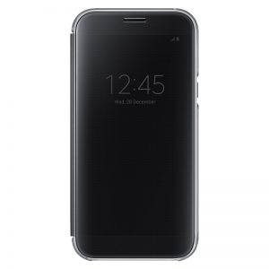 Samsung Clear View Cover For Galaxy A7 2017