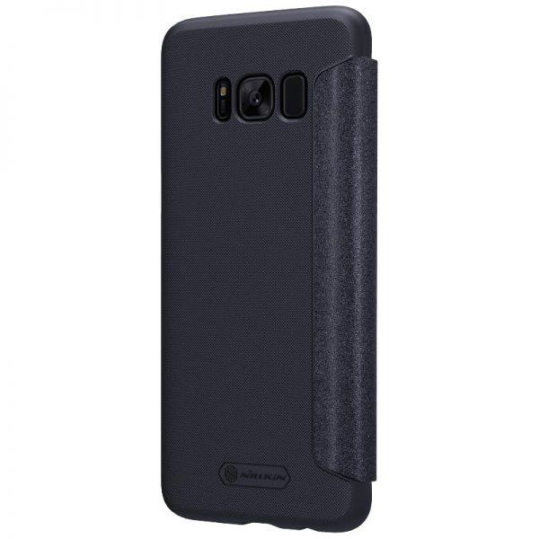 Samsung Galaxy S8 Nillkin Sparkle Leather Case