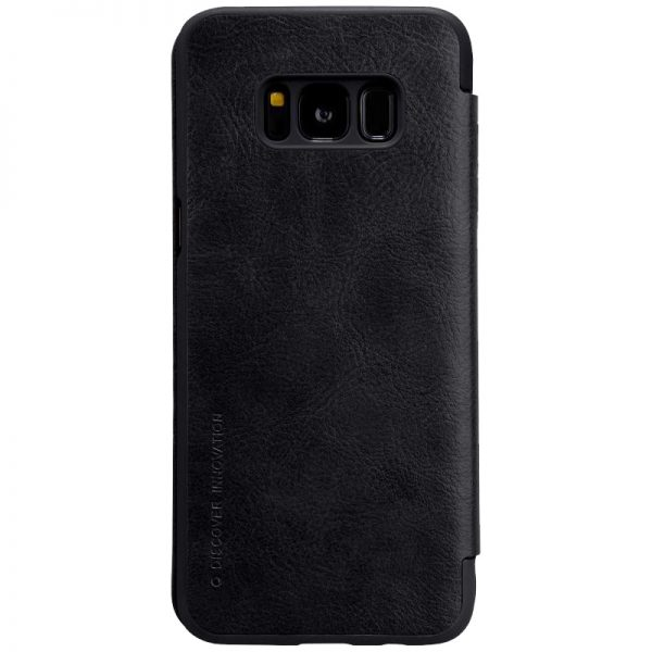 Samsung Galaxy S8 Plus Nillkin Qin leather case