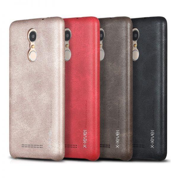 Xiaomi Redmi Note 3 X-Level Vintage Case