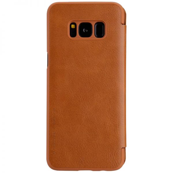 Samsung Galaxy S8 Nillkin Qin leather case