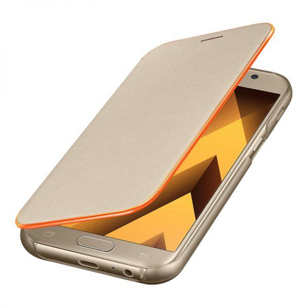 Samsung Galaxy A3 2017 Neon Flip Cover