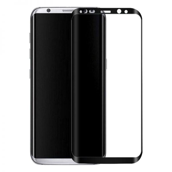 Galaxy S8 Plus Mocoll Full Cover GLASS Screen Protector