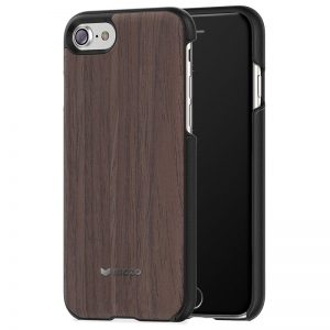 Apple iPhone 7 Mozo Wood Back Cover Case