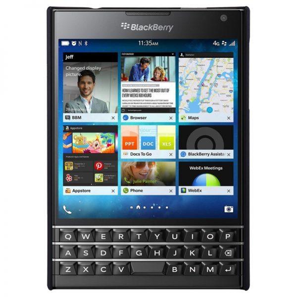 Blackberry Passport Nillkin Super Frosted Shield Cover