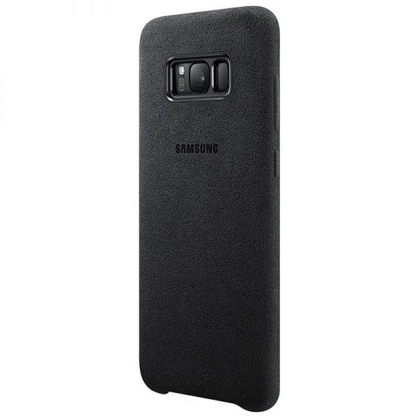 Samsung Galaxy S8 ALCANTARA Cover