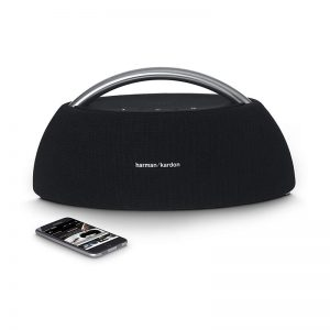 3Harman Kardon Go+Play Bluetooth Speaker