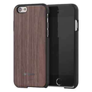 Apple iPhone 6 Mozo Wood Back Cover Case