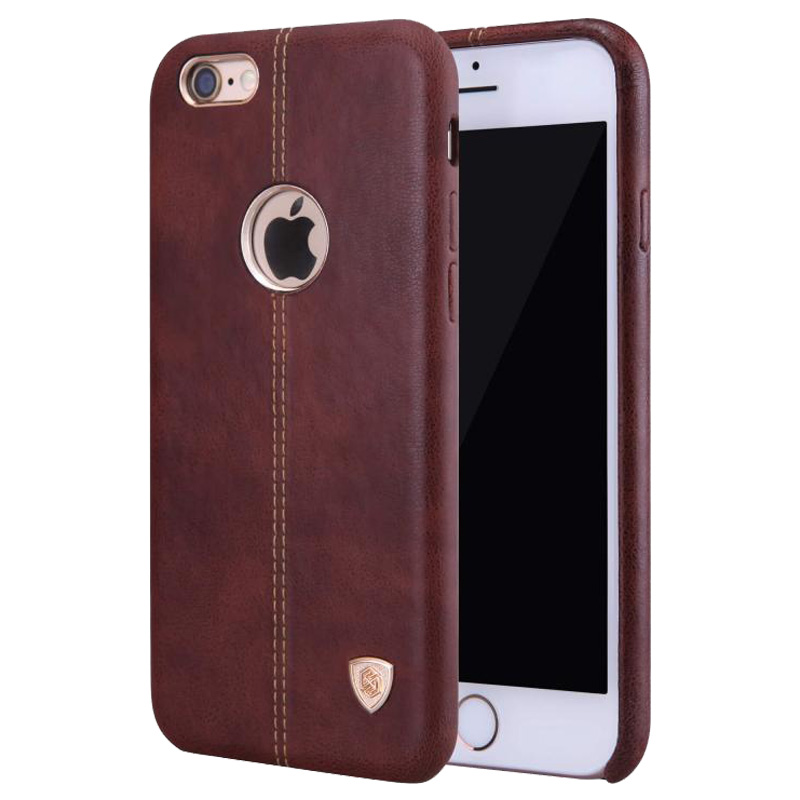 iphone 6 plus covers apple iphone 6 plus nillkin englon leather cover سایمان 15026
