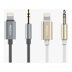 Rock Lightning to 3.5mm audio cable
