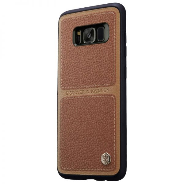 Samsung Galaxy S8 Nillkin BURT Series leather case