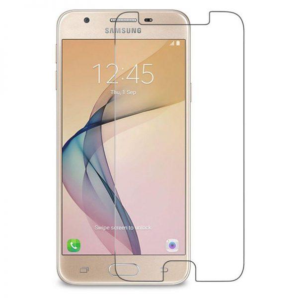 Samsung Galaxy j5 Prime tempered glass screen protector
