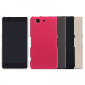 Sony Xperia Z Nillkin Super Frosted Shield Cover