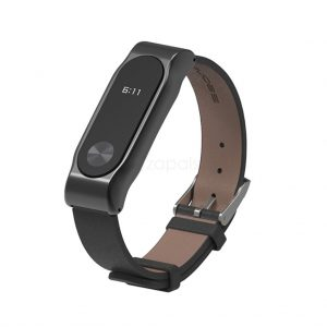 Xiaomi Leather Mi Band 2 Strap