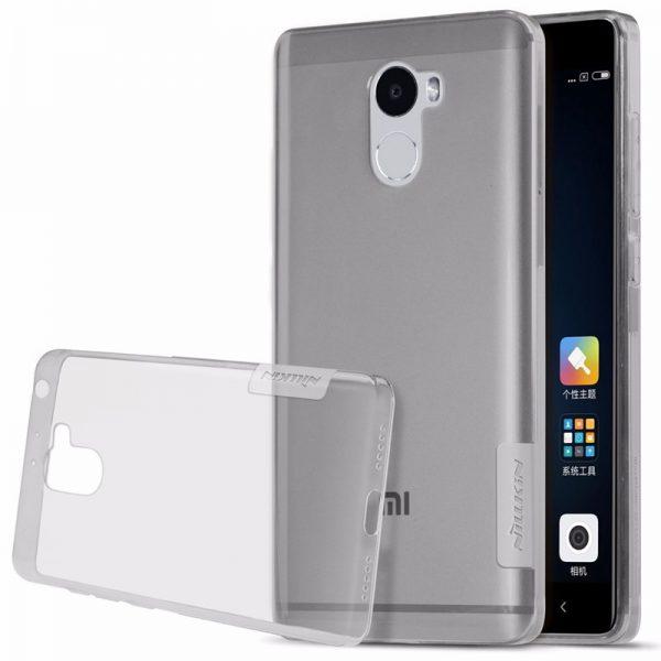 Xiaomi Mi4 Nillkin Tpu case