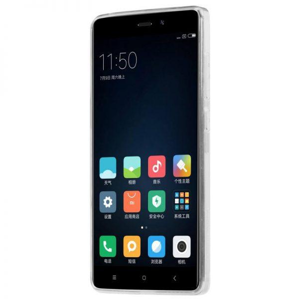 Xiaomi Redmi 4 Nillkin Tpu case