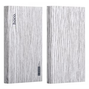 Hoco B12B 13000mAh WOOD GRAIN POWER BANK