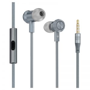 Hoco M7 Metal Wire Control Earphone
