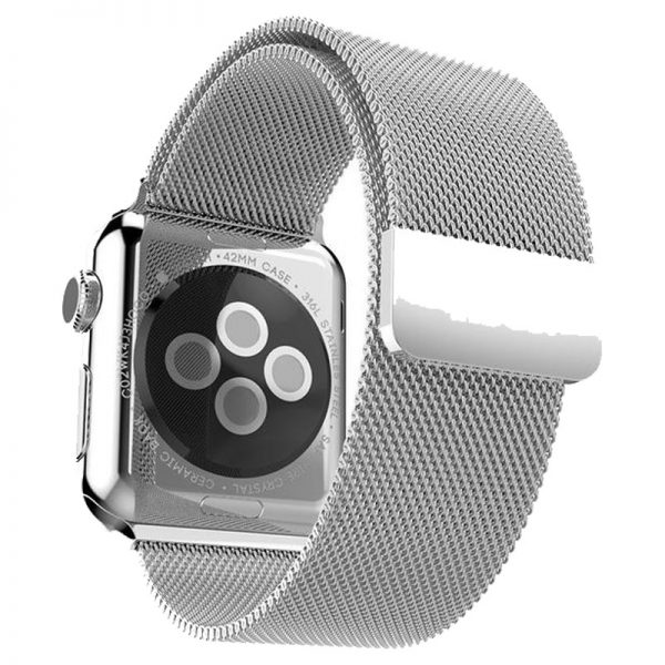Apple Watch 42mm Hoco Grand Milanese Loop Steel Band