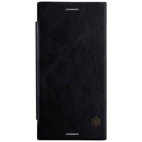 Sony Xperia XZ Premium Nillkin Qin Leather Case