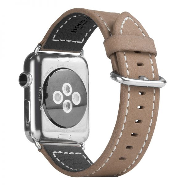 Apple Watch 42mm Hoco Art Series Luxury Leather Band